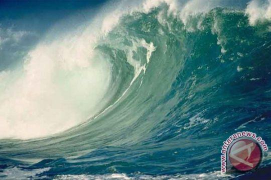 BMKG ingatkan gelombang laut Selat Karimata capai 3,0 meter