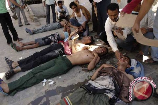 Al Arabiya: Empat orang tewas sementara serangan digagalkan