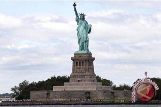 Patung Liberty Terancam Ditutup
