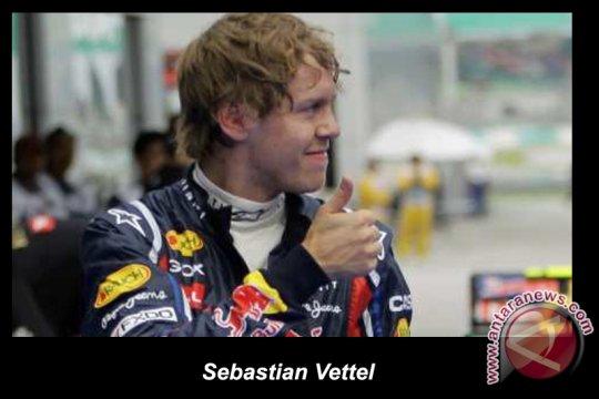 Vettel Start Terdepan pada GP Turki