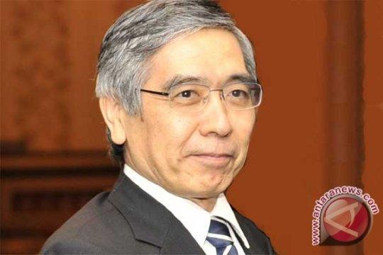 Parlemen Jepang setujui Kuroda Gubernur BoJ