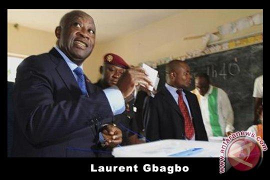 Bekas Presiden Pantai Gading Gbagbo Menyerah