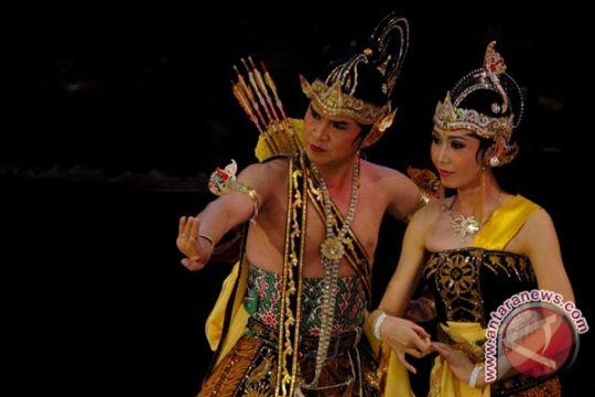 Sendratari Ramayana ramaikan Tong Tong Fair