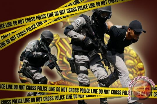 Polisi tangkap gembong narkoba paling dicari di Rio de Janeiro