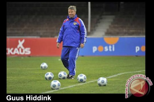 Hiddink ingin latih Belanda