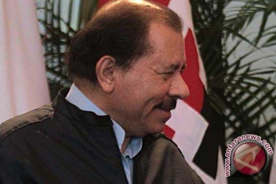 Ortega terpilih lagi, empat orang tewas