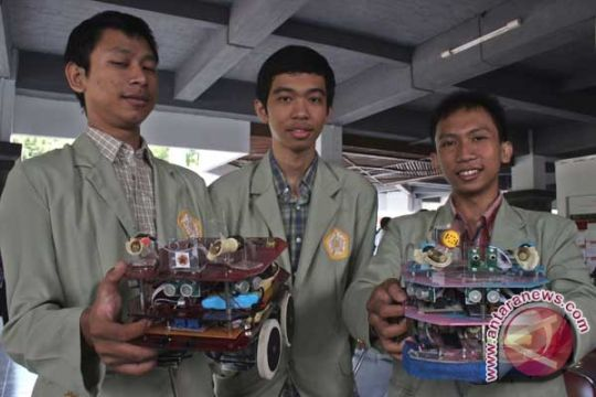 Indonesia juarai lomba robot internasional di AS