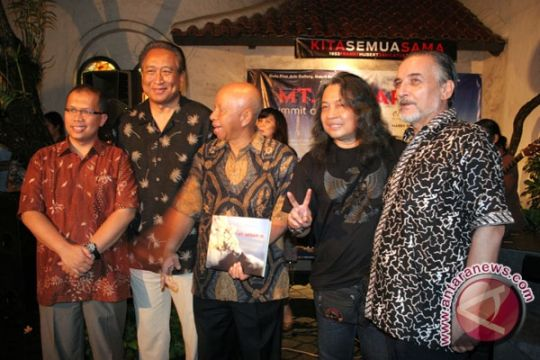"""GFJ ANTARA Luncurkan Buku """"Mount Merapi 2010"""""""
