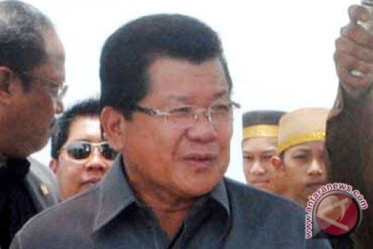 Gubernur Sulbar mengaku terharu di akhir masa jabatannya