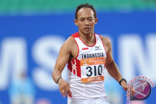 Persiapan Sprinter Suryo ke AG China Capai 90 Persen