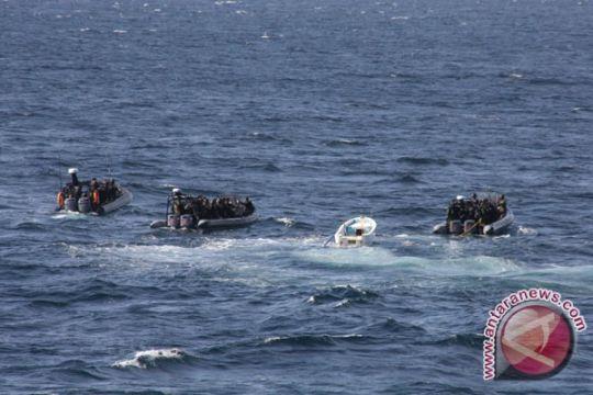 Aktivitas bajak laut menurun selama 2012