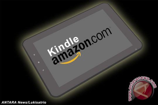Amazon bayar penulis buku per halaman terbaca