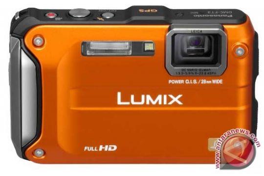 Kamera Lumix  FT3 Tahan Banting dan Tahan Air