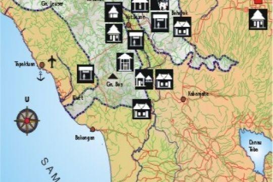 23.000 Hektare Areal TNGL Beralih Fungsi