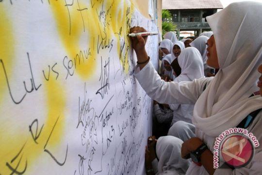 86 siswa SMP di Jambi tidak lulus UN