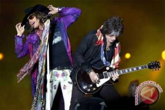 Aerosmith dan NKOTB akan meriahkan konser Boston
