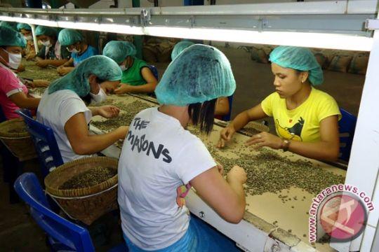 Ekspor kopi Sumut terbesar ke Amerika Serikat