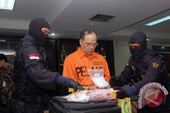 Granat Sumatera Utara ajak aantisipasi penyelundupan narkoba negara asing