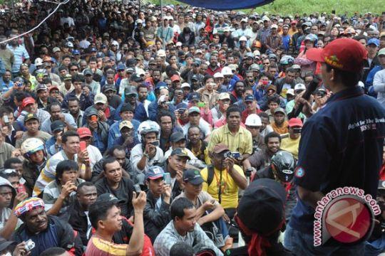 6.000 karyawan Freeport sudah meninggalkan Tembagapura