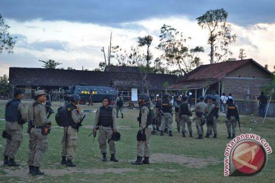 Polri Kejar Dua DPO Bom Bima
