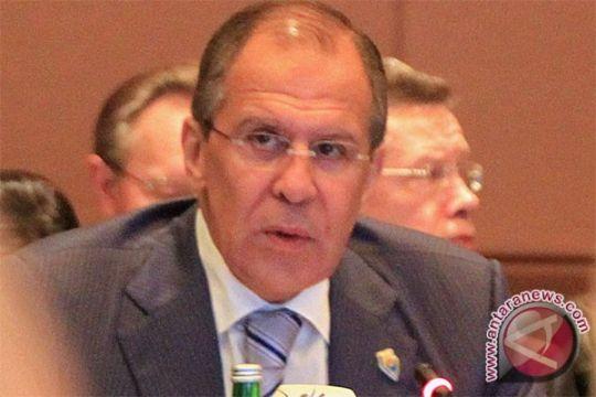 Sergey Lavrov harap kejadian Libya tak berulang di Suriah