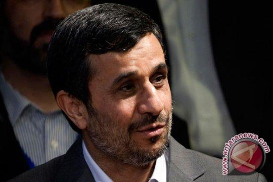 Ahmadinejad berbelasungkawa untuk Turki
