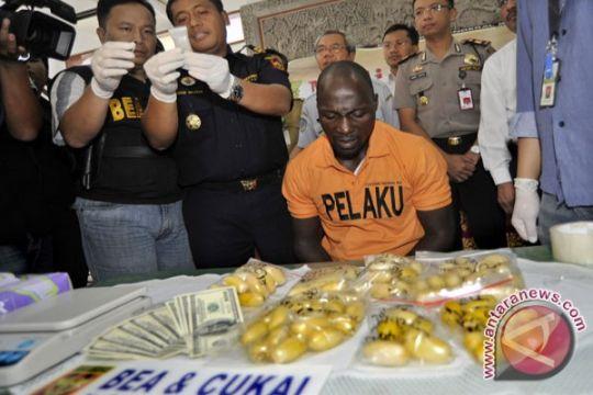 Bali pintu masuk utama pengedar narkoba internasional