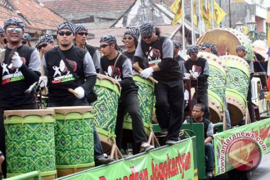 Festival Beduk meriahkan malam takbiran di Banjar