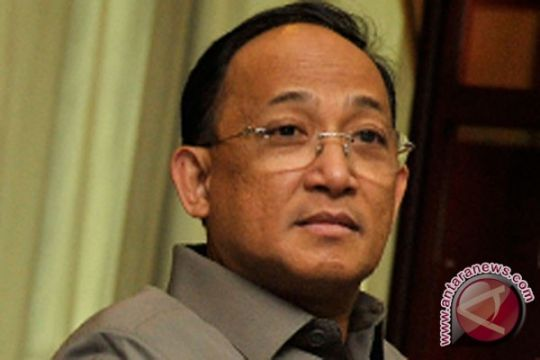 Presiden Terima Gubernur Lemhannas dan Mahasiswa Unhan