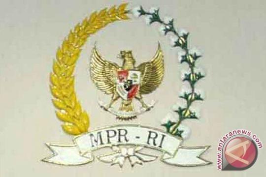 MPR gelar rapat gabungan pelantikan pimpinan baru