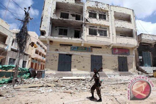 Presiden Somalia lolos dari sergapan pemberontak