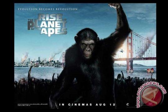 """Apes"" kuasai Box Office Amerika Utara"