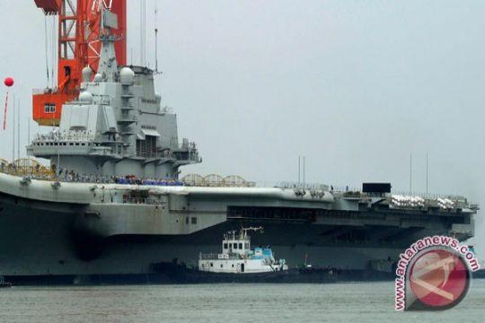 Tiongkok  membangun kapal induk kedua?