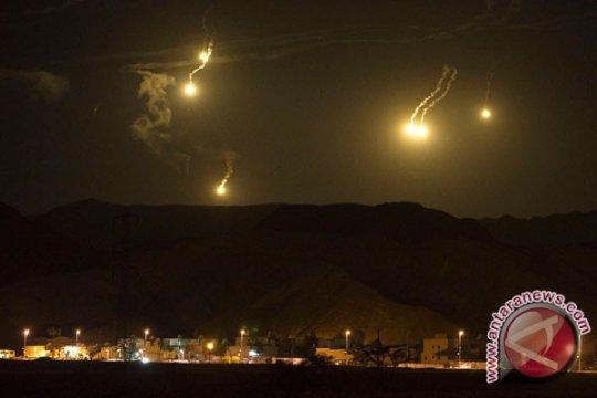 Pesawat Israel gempur Gaza