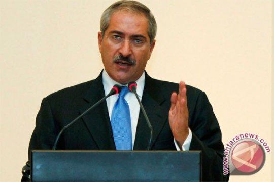 Jordania kembali sampaikan dukungan bagi Palestina