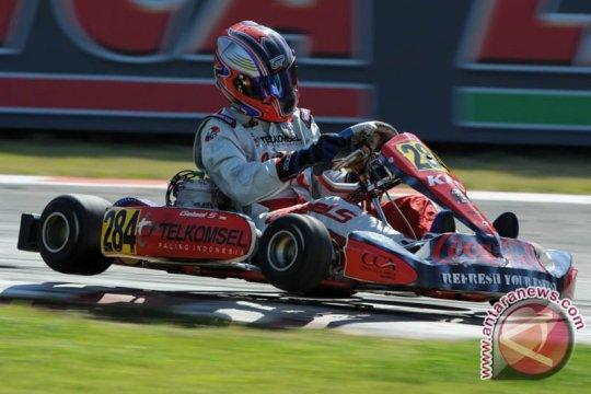 PP IMI gelar Indonesian kart prix 2012