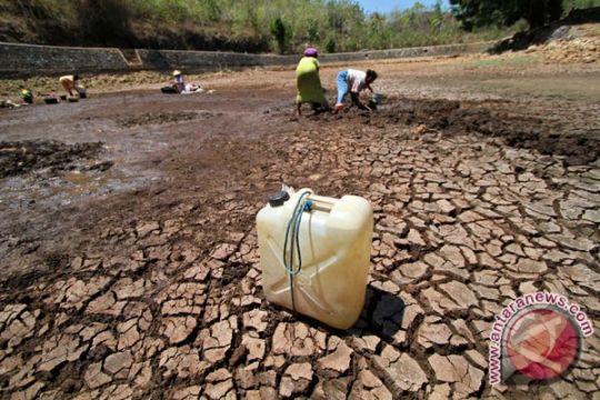 32.607 KK di Gunung Kidul terdampak kekeringan