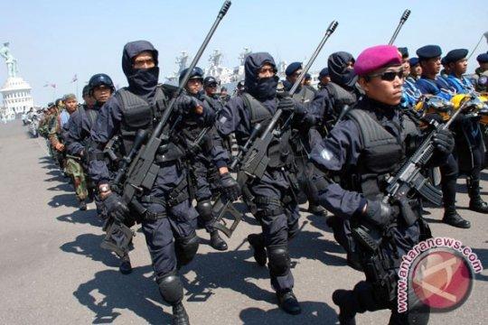 Lantamal II/Padang perketat pengamanan perairan Sumatera Barat