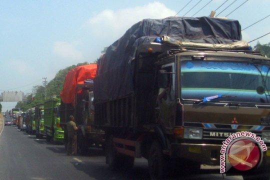 Arus balik di lintas Sumatera masih berlangsung