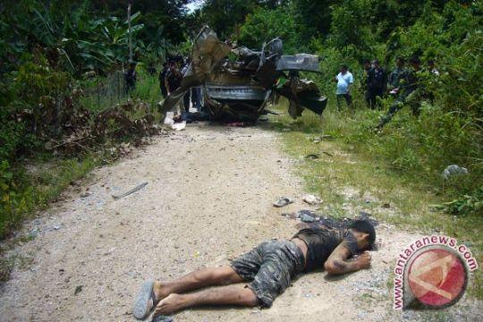 Militer Thailand janji seret pembunuh biksu ke pengadilan