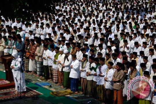 Muslim Pamekasan laksanakan shalat istisqa