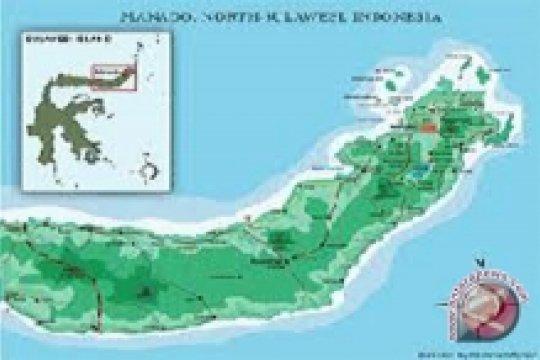 Gempa di Sulut akibat deformasi dalam Lempeng Laut Maluku