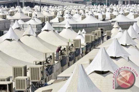 Laporan dari Mekkah - Komisi pengawas minta tenda di Mina diperluas