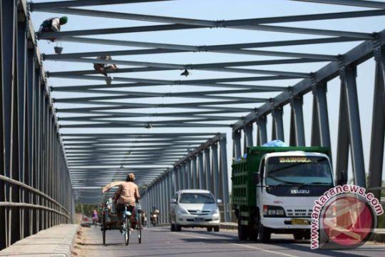 Kementerian PUPR ambil alih pengawasan proyek Jembatan Bengawan Solo