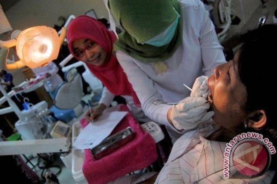 PDGI: 60 persen dokter gigi terkonsentrasi di Jawa