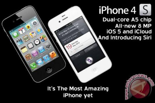 Hong Kong, Korea dan Selandia Baru sambut iPhone 4S