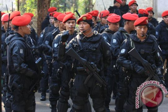 Kopassus TNI AD profesional tangani terorisme