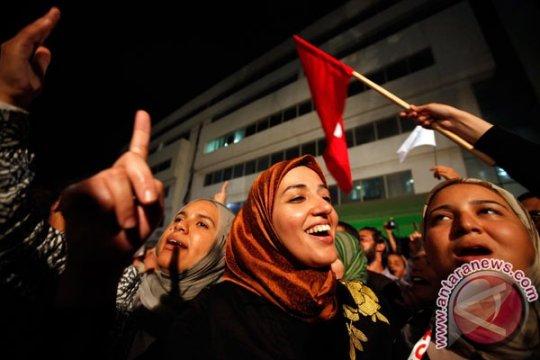 Partai Islam menang pemilihan di Tunisia