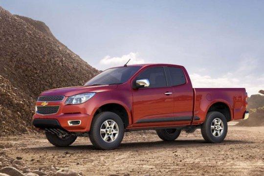 """Chevrolet Colorado pilih lahir di """"negeri pick-up"""""""