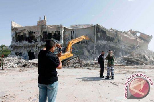 Libya ubah rumah Gaddafi menjadi taman hiburan